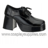 JAZZ-02 Black Patent